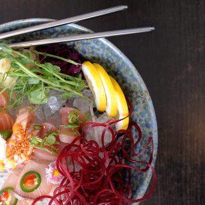 Sashimi Sushi Room
