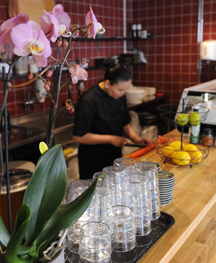 Personal Sushi Room Sundbyberg